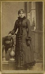 Portrait of African American women