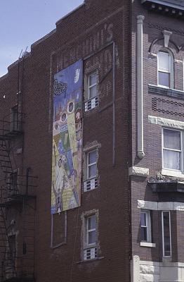 Mural in Adams Morgan