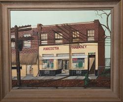 Anacostia Pharmacy 1945