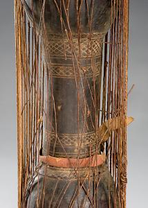 images for Dun Dun Talking Drum Musical Instrument w/stick-thumbnail 3