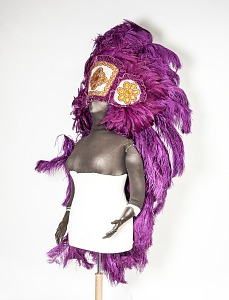 images for Mardi Gras headdress-thumbnail 3