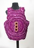 thumbnail for Image 3 - Mardi Gras Indian Costume vest