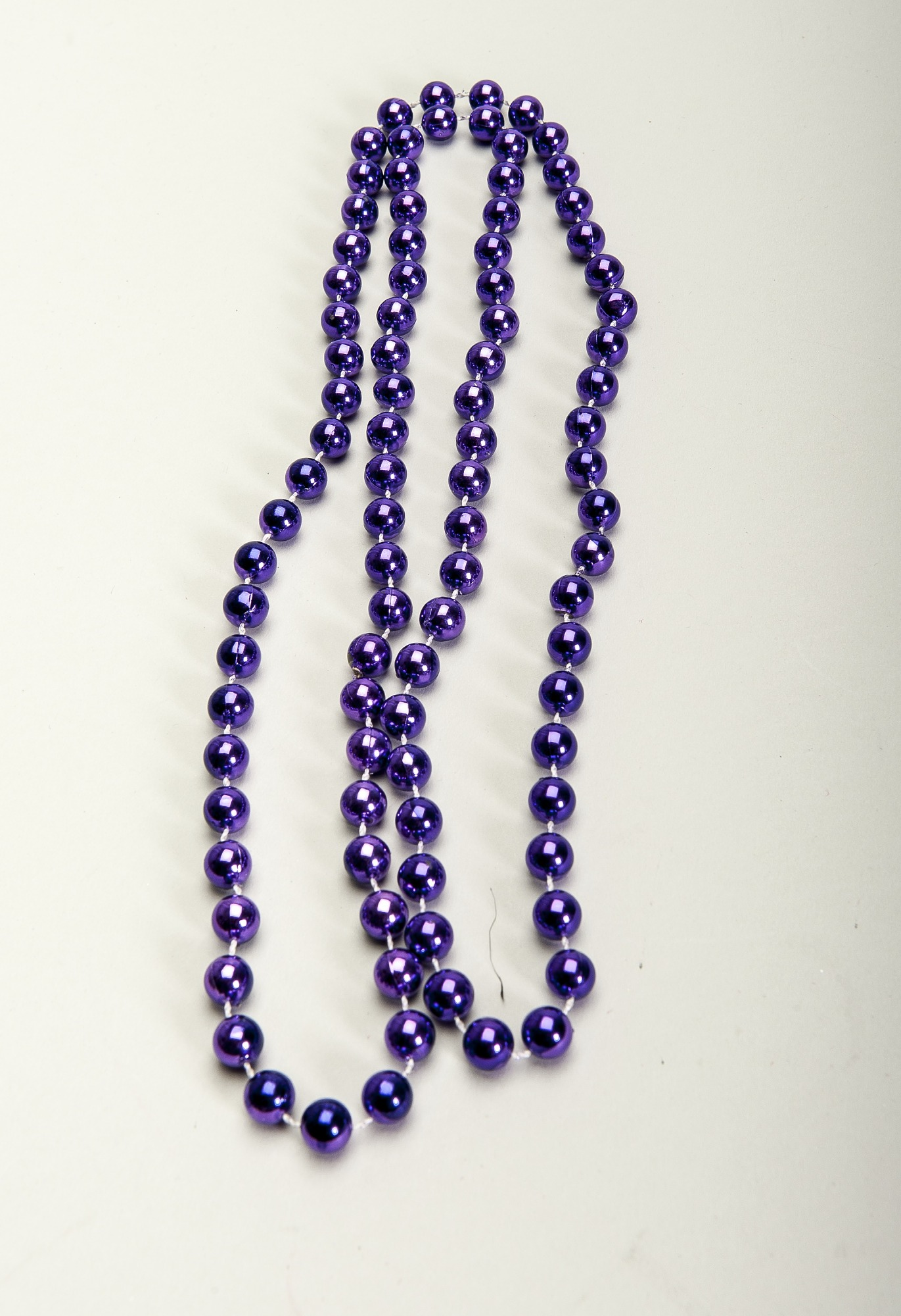 images for Mardi Gras beads (purple 1)
