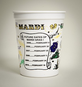 "images for ""Happy"" Mardi Gras cup-thumbnail 1"