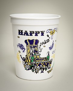 "images for ""Happy"" Mardi Gras cup-thumbnail 3"