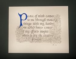 District of Creativity: Ira Blount, Washington, D.C. Artist