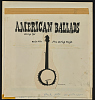 thumbnail for Image 2 - American ballads sound recording / sung by Pete Seeger