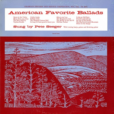 American favorite ballads. [Vol. 1] [sound recording] / sung by Pete Seeger