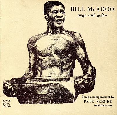 Bill McAdoo sings with guitar Volume 1 [sound recording]