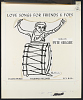thumbnail for Image 3 - Love songs for friends and foes sound recording / sung by Pete Seeger
