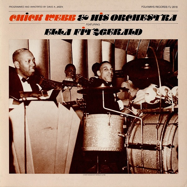 Image 1 for Chick Webb and his orchestra sound recording : featuring Ella Fitzgerald