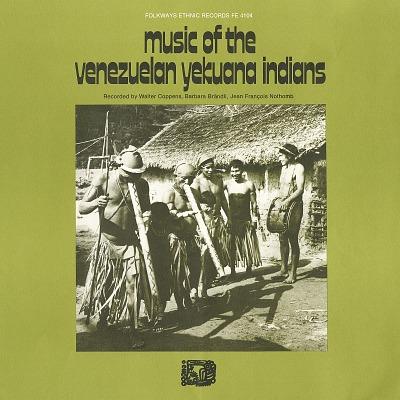 Music of the Venezuelan Yekuana (Makiritare) music [sound recording]
