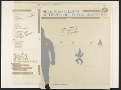 Selk'nam (Ona) chants of Tierra del Fuego, Argentine. Vol. 2 [sound recording] : 41 chants of the Hain ceremony