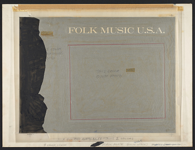 Folk music U.S.A. Vol. 1 [sound recording] / compiled by Harold Courlander