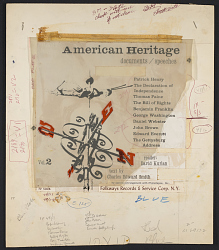 American heritage. Vol. 2 [Part 1] [sound recording] : speeches and documents / narrated by David Kurlan