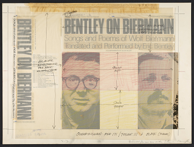 Bentley on Biermann [sound recording] : songs and poems of Wolf Biermann / translated and performed by Eric Bentley