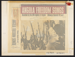 Angola freedom songs [sound recording] : recorded by the UPA fighters in Angola