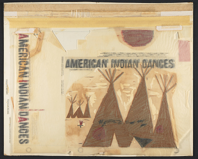 Dances of the North American Indians [sound recording] : documentary recordings from the Ethnic Folkways Library / compiled and edited by Ronnie and Stu Lipner