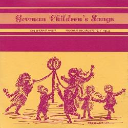 German children's songs. Vol. 2 [sound recording] / sung by Ernst Wolff, tenor