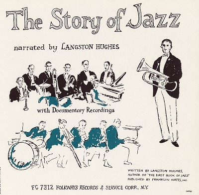 The first album of jazz [sound recording] : for children / written and narrated by Langston Hughes