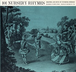 As I have heard tell ... [sound recording] : English nursery rhymes / recited and sung by Vivienne Stenson ; recorded by Edith Fowke