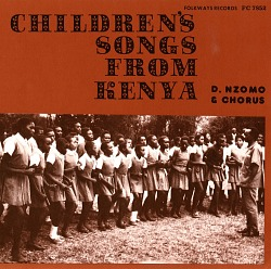 Children's songs from Kenya [sound recording] / by D. Nzomo