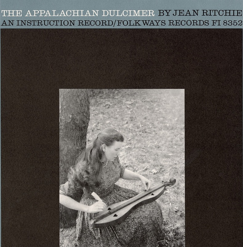 Image for The Appalachian dulcimer sound recording : an instructional record / by Jean Ritchie