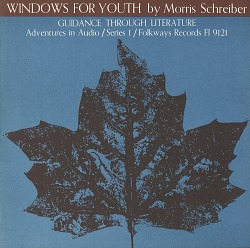 Guidance through literature [sound recording] : windows for youth / by Morris Schreiber