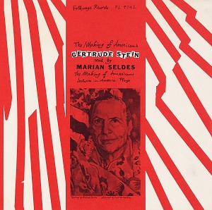 images for The Making of americans sound recording / by Gertrude Stein-thumbnail 1