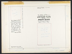 images for The Making of americans sound recording / by Gertrude Stein-thumbnail 3