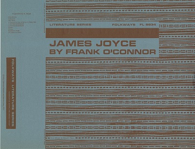 James Joyce [sound recording] : commentary & readings / by Frank O'Connor