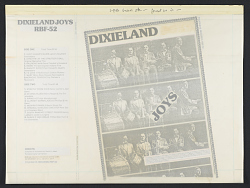 Dixieland joys [sound recording] / compiled and annotated by David A. Jasen
