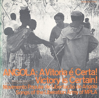 Angola: Victory is Certain [sound recording]