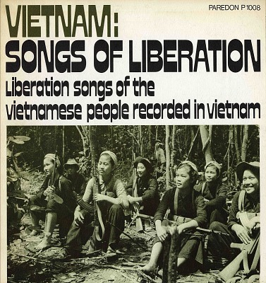 Vietnam [sound recording] : songs of liberation