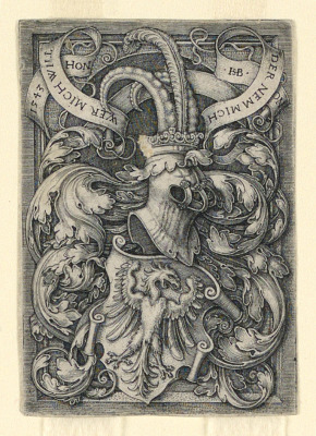 Coat of Arms with an Eagle