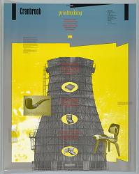 Poster for Printmaking De