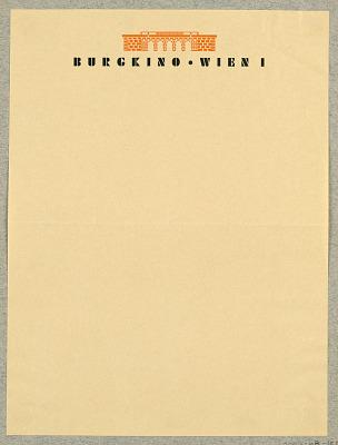 Burgkino, Wien