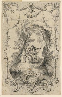 The Eager Shepherd [Le Berger Empressé]