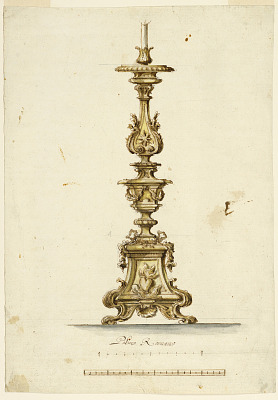 Design for a Candlestick