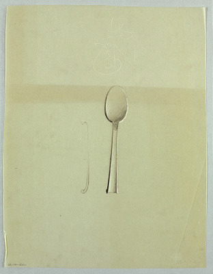 Flatware Handle: Spoon