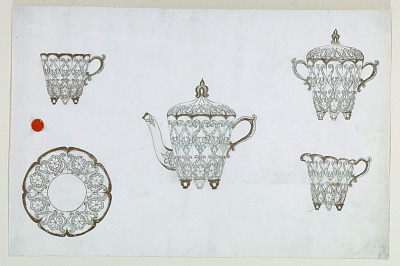 Design for China Decoration