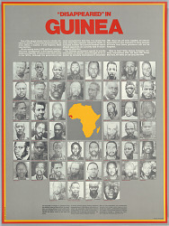 """Disappeared"" in Guinea"