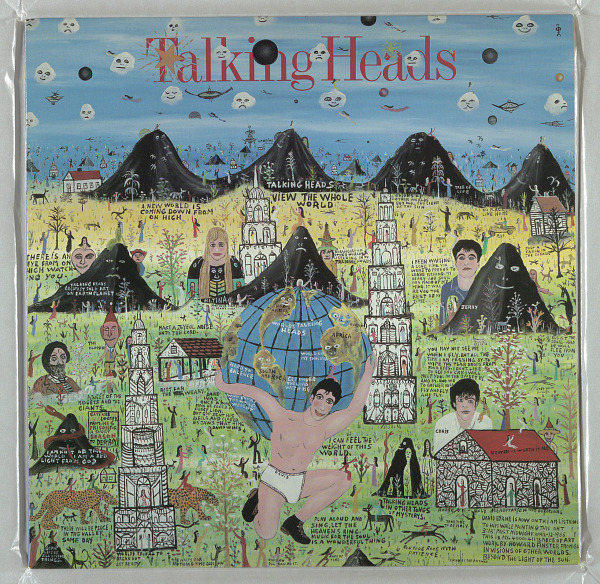 Image for Talking Heads: Little Creatures