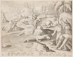 Crocodile hunt