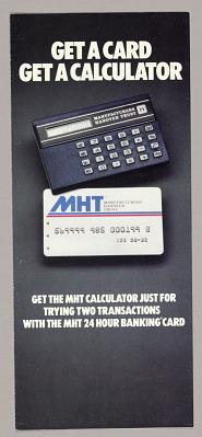 M&Co: MHT, Get a Calculator
