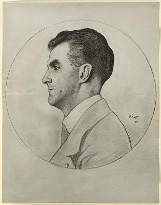 Portrait of James Hazen Hyde