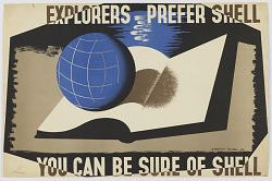 Explorers Prefer Shell