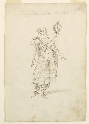 Costume Design: Valor and Music for a Ballet