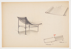 Design for Snap-Together Lounge Chair