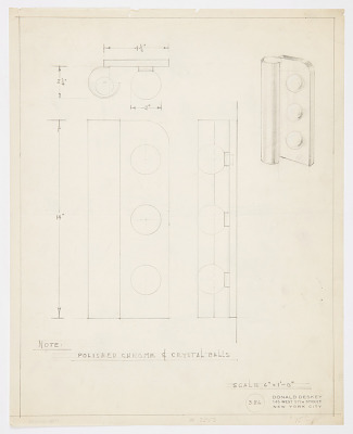 Design for Wall-Mounted Light